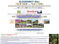 Slovenskyraj.sk - Slovenský raj - Turistika, mapy, fotografie, ubytovanie Slovenský raj