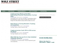 Wolfstreet.com - Wolf Street | The stories behind business, finance, and money