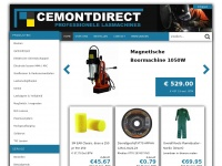 Cemontdirect.nl - Default Web Site Page