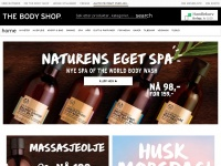 Thebodyshop.no - The Body Shop Norge Official Online Store