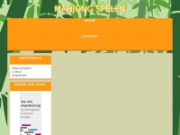 Spelletjesmahjong.nl - Lekker puzzelen met Mahjong