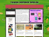 Towerdefencespelen.nl - Het beste strategie spel