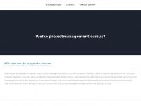 Cursus projectmanagement