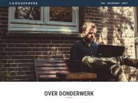 donderwerk.nl