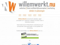 Willemwerkt.nu - WillemWerkt websites en bedrijfsconcepten