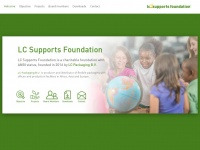 Lcsupportsfoundation.com - Lc supports – En nog een WordPress site
