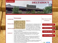 Deltahout-Homepage