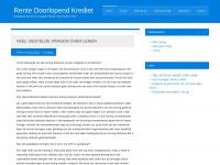 rente-doorlopend-krediet.nl