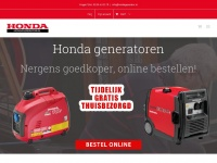 hondagenerator.nl
