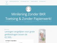 minileningzonderbkrtoetsing.nl