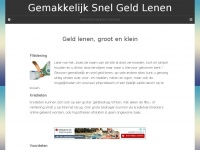 gemakkelijksnelgeldlenen.nl
