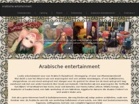 Arabische entertainment - Leuke entertainment voor een Arabisch themafeest / themaparty.
