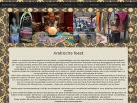 Arabische feest - organiseren van een feest met een Arabisch thema