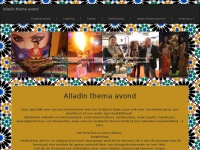 Alladin thema avond, Aladin thema feest