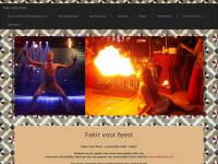 Fakir voor feest, mannelijke fakir, vrouwelijke fakir, fakier feest, feestje, party
