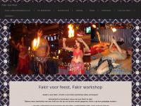 Fakir voor feest - Fakir workshop - Interactief en leerzaam: leren om een fakir te zijn!