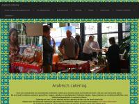 Arabisch catering - heerlijkeArabische, oostersegerechten; voor lunches, diners, borrels, feesten en al uw andere evenementen!