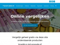 Home - Prijs-Vergelijk.nl
