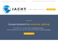 Zoekmachine marketing bureau - Jacht.Digital Marketing bureau