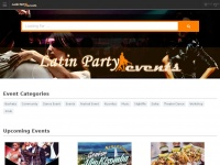 Latinpartyevents.eu - Latin Party Events | All events of the most popular Latin Parties