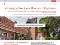 Groningermonument.nl - Home