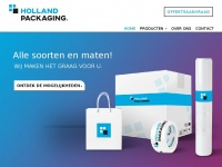 Hollandpackaging.nl - Bedrukte dozen - Snelle levering & scherp tarief - Holland Packaging