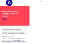 Nieuwe Makers - Theater, Dans en Circus   PLAN Talentontwikkeling Brabant
