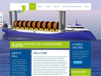 Nsrsail.eu - Hybrid Wind Assisted Sustainable Shipping or Ecoliners