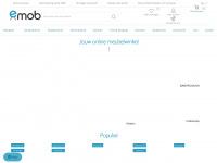 Online meubelwinkel Emob België | Keuze uit meer dan 60 merken
