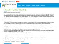Home - Mondzorg Drenthe - Erica