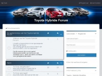 Toyota Hybride Forum