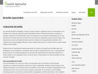 Braziliespecialist. Brazilie vakanties en rondreizen