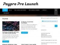 Home - Paypro Pre Launch