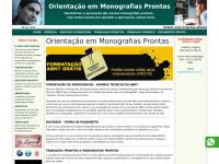 Trabalhos-prontos-escolares.com - Monografias Prontas - Monografias - Monografia Pronta - TCC Pronto