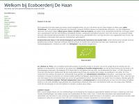 Home - Ecoboerderij De Haan