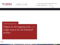 Mewa.co.uk - MEWA UK - Website | Cleaning Cloths & Industrial Wipes: Lease top quality