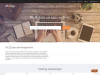 D-Hosting | Webhosting en domeinnaam registratie