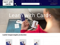 learnwithcards.com