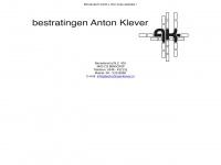 Bestratingenklever.nl - bestratingen Anton Klever