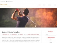 Deran Doet - Sport Artikelen en Informatie