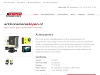 Action camera kopen | XKopen - Alle premiums en giveaways in één oogopslag