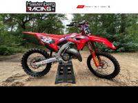 Jan van Hastenberg Racing   Honda CRF   Honda CR