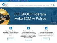 Ser-solutions.pl - Home - S.E.R. Solutions Polska