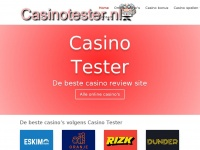Casinotester.nl - Casino Tester