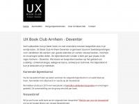 uxbookclubarnhemdeventer.nl