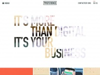 Full service digital agency   The Reference