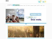 Welkom bij Campina Energie - Campina Energie - Investeer in hernieuwbare Energie in de Kempen