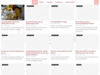 Helado.be • Artikel website met bedrijven updates