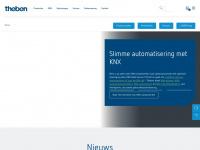 KNX gebouwsysteemtechniek en bewegingsmelder van Theben | Theben AG