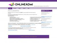 onlineadmi.nl